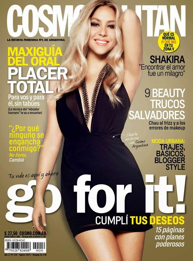 Cosmopolitan Argentina - August 2014